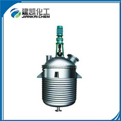 External Coil Thermal Oil Heating Jacket Tank Reactor