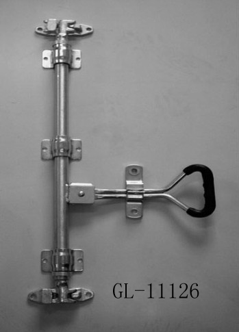 Semi Trailer Locking Devices
