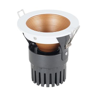 Constant Current Philips Driver CREE Chip Recessed Led Down Light Fixtures With Emergency Battery