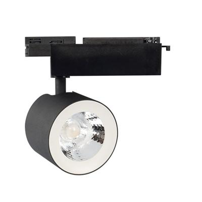 Factory Price SAA CE Approved 30w Cob Dimmable Led Track Spot Light