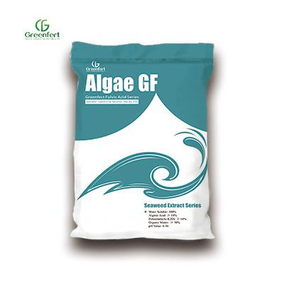 AlgaeGF| Alginic Acid For Plant Seaweed Extract In Agriculture Water Soluble Foliar Spray