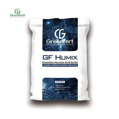 GF Humix|Humic Acid Soil Conditioning Granular Dry Powder)