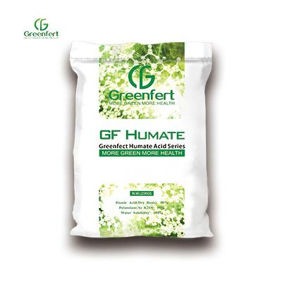 GF Humate|Humic Acid Potassium Salt For Plants Water Soluble Organic Matter Flake Powder