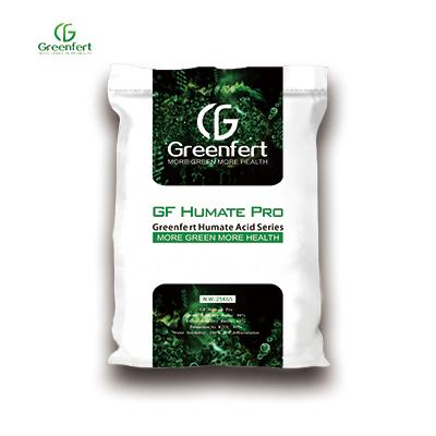 GF Humate Pro|Potassium Humate Humic And Fulvic Organic Fertilizer Powder Flake|water Soluble Leonardite Anti-hard Water Deflocculation