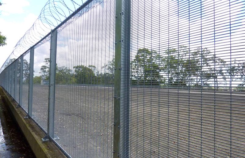 338 High Security Fence