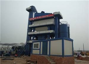 Henan asphalt thermal regeneration mixer mix plant equipment