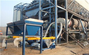 Nanyang asphalt pavement black mixer mixing plant equipment