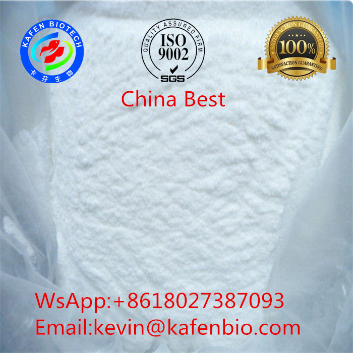 99% Purity Griseofulvin with Top Quality CAS 126-07-8