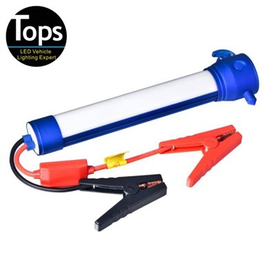LED Emergency Multi Function Life Save Torch Hammer