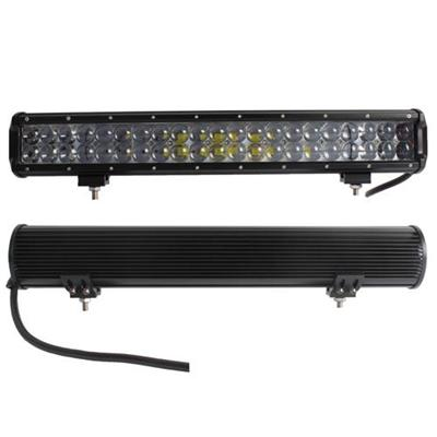 9 Inch 54W 4D Lens Led Light Bar