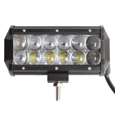7 Inch 36W 4D Lens Led Light Bar