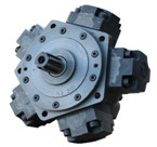 JMDG Low speed high torque radial piston hydraulic motor