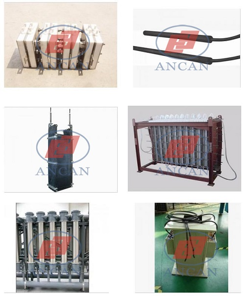 High Efficiency and Performance Industrial Electrode