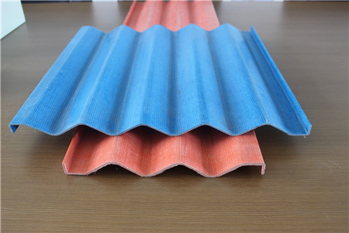 fiberglass new building material plastic roofing tile