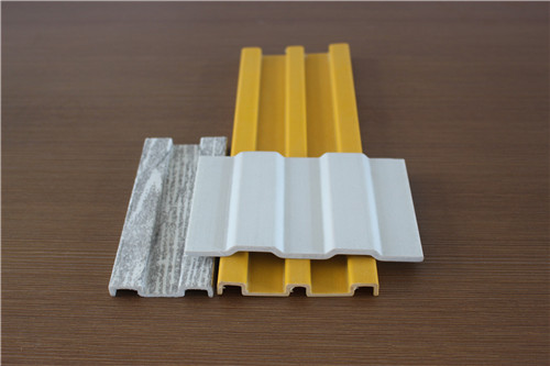 strong uv-resistant glass fiber frp pultruded kick board
