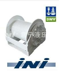 DNV approved rescue winch lifeboat winch for free fall lifeboat