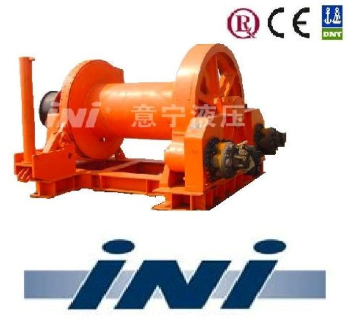 hydraulic deck windlass ship winch mooring winch for marine