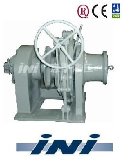 INI hydraulic anchor winch anchor windlass