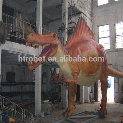 Gaint Robotic Simulation Dinosaur For Jurassic Park