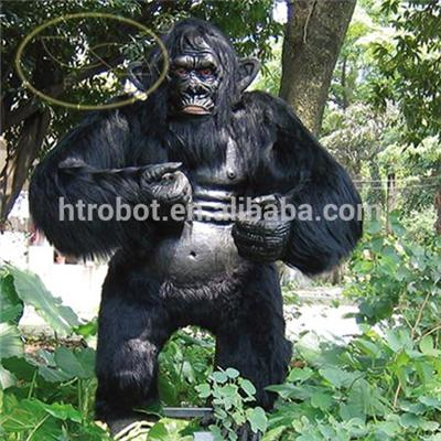 Artificial Simulation Animal Simulated Gorilla