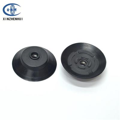 PFG&PHG Flat Round Silicone Rubber Suction Cups