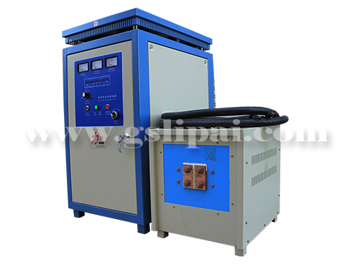 Hot sell steel pipe heating induction forging machine