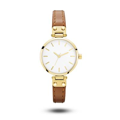 Luxury Slim Womens Leather Watches