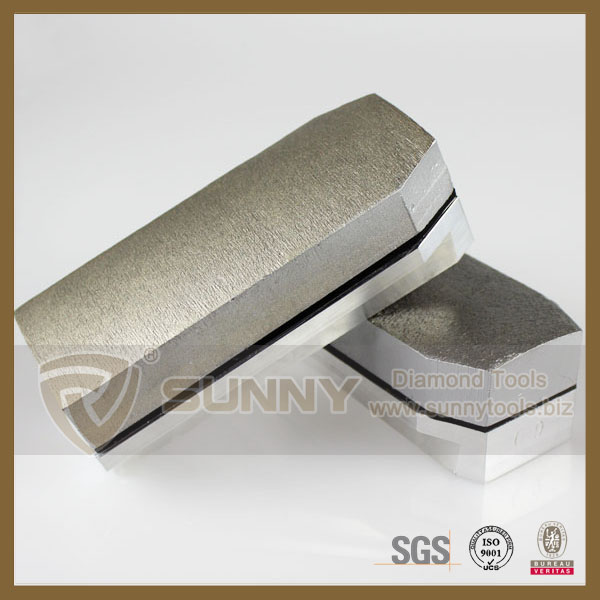 diamond fickert metal bond polishing block abrasive for granite