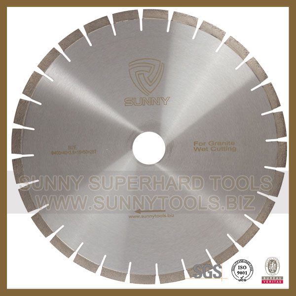 36 Circular Saw Blade for wet cutting stone