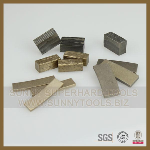 Types of Diamond Segment for granite cutting ming tools