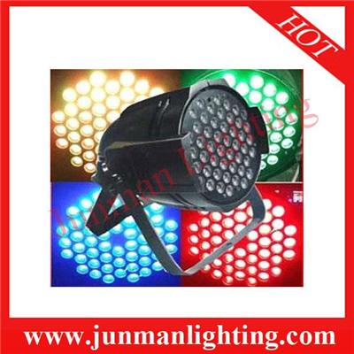 54*3w RGB 3 In 1 LED Par Light Par64 Effect Light