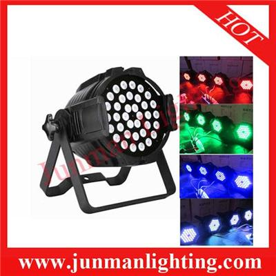 36*3w RGB 3 In 1 LED Par Light Par64 Stage Light