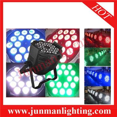 18*10w RGBW 4 In 1 LED Par Light LED DJ Stage Lighting