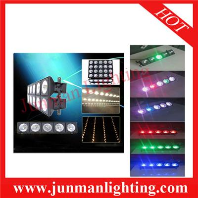 5*30w RGB 3 In 1 LED Matrix Effect Light Disco Party Light