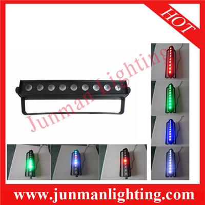 9*9W RGB 3 In 1 LED Wall Washer Light Party Lights DJ