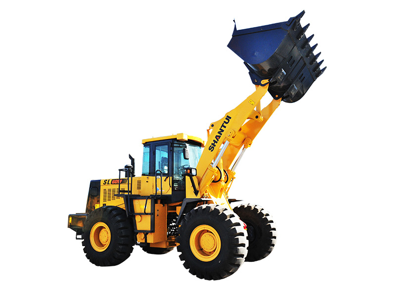 Rated power 175kW,standard bucket capacity 3.5 m3 pay Loader/SHANTUI SL60W wheel loader