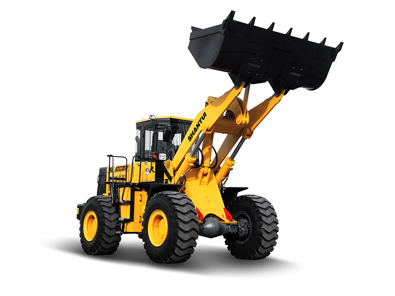 Rated power 162kW,Standard bucket capacity 3m3 Loader/SHANTUI SL50W(N)-5 pay loader