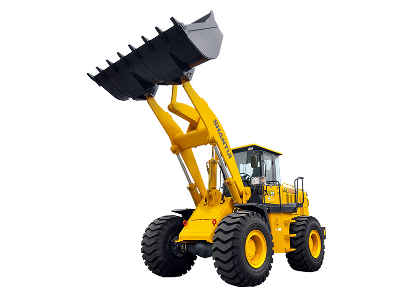 Rated power 162KW,rated speed 2000 rpm pay loader /SHANTUI SL50WA wheel loader