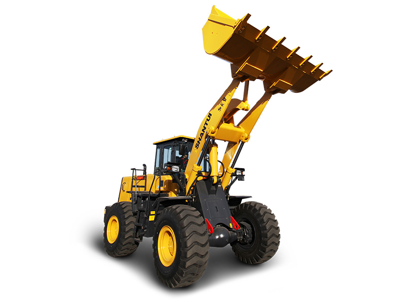 Operating weight 5t,Standard bucket capacity 3 m3 pay loader/ SHANTUI SL50WN wheel loader