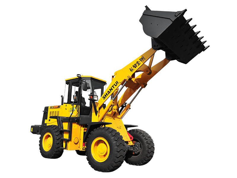 Operating weight 3t.,Standard bucket capacity 1.7m3 pay loader/SHANTUI SL30W(N) wheel loader