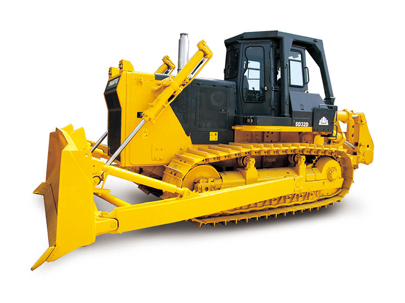 Operating weight 37.5T,SHANTUI SD32D desert bulldozer