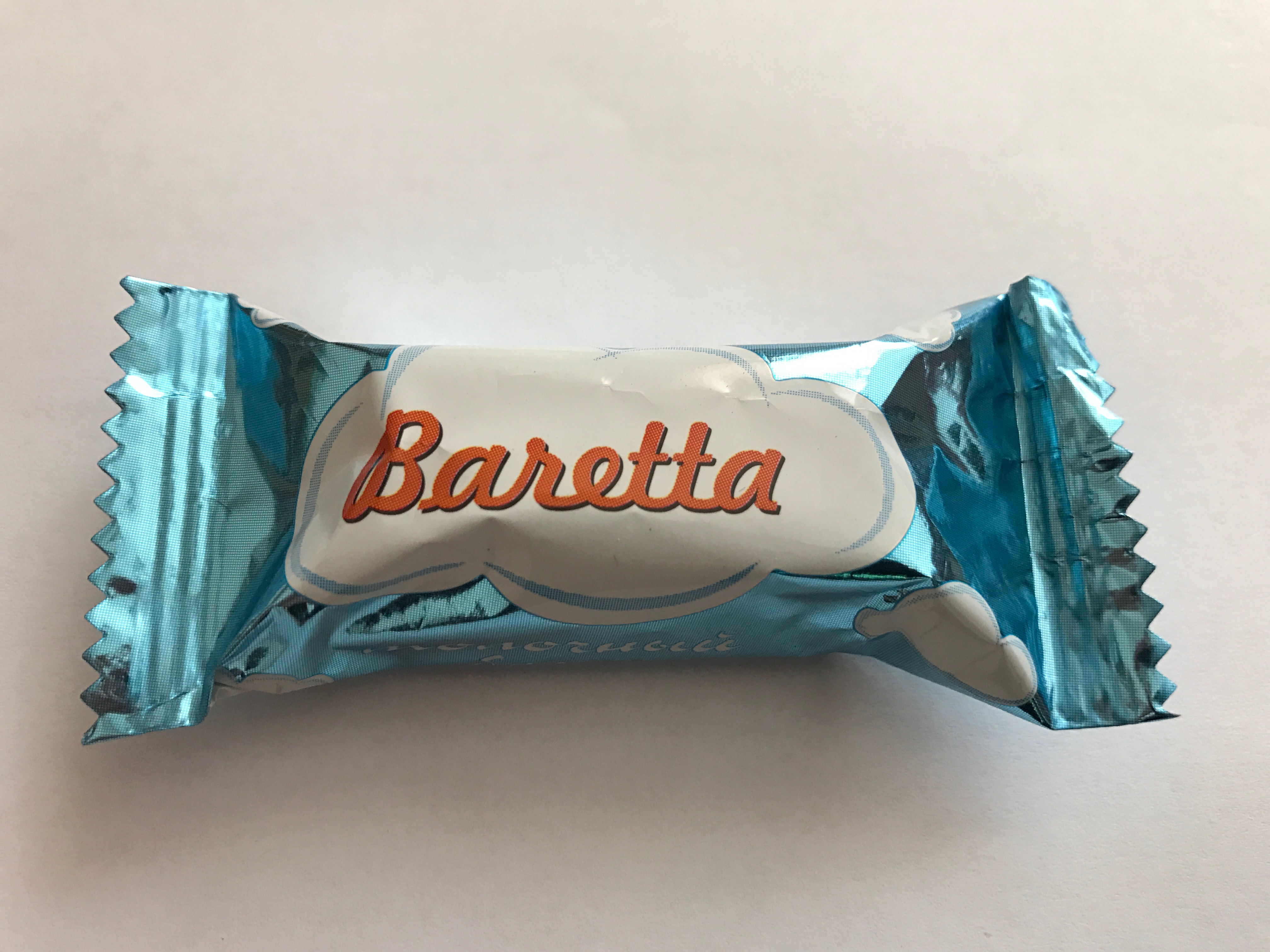 Candy bar glazed Baretta