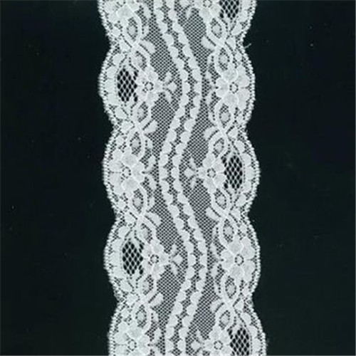 fancy border nylon Lace Trim/Trims/trimming Elastic Lace Trim For Sexy Lingerie