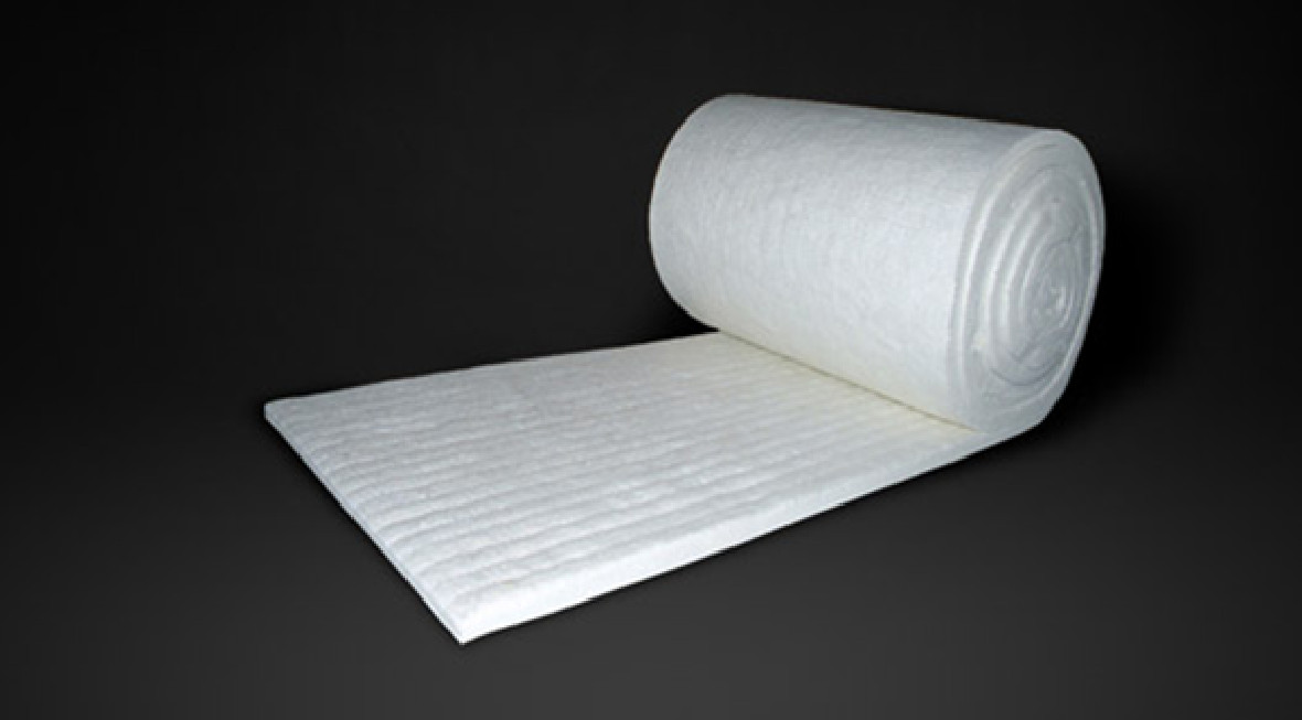 High temperature HP/HZ ceramic fiber blanket 1260/1430