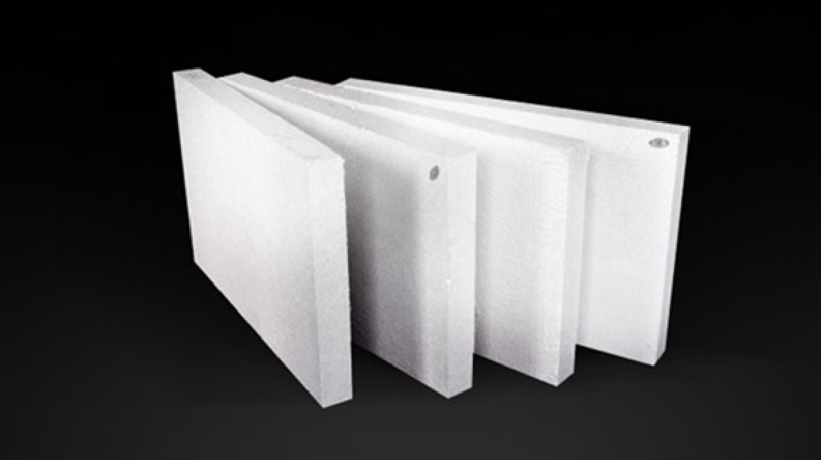 luyang high temperature HP/HZ ceramic fiber board for back up lining