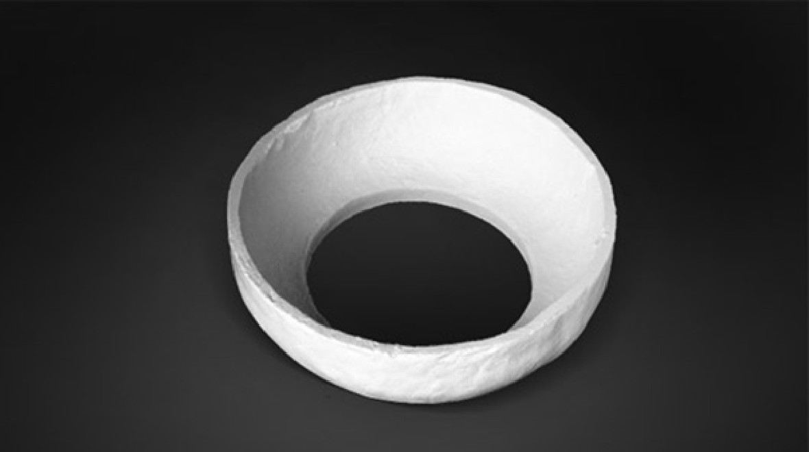 Luyang 1600 high temperature alumina fiber Mixed Unshaped Products