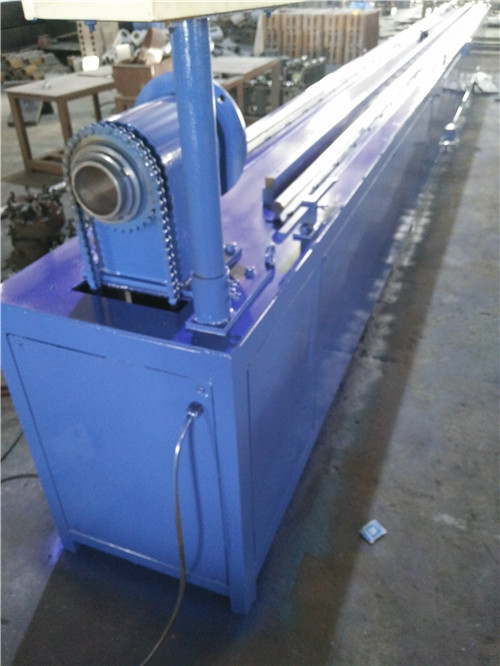 metal pipe twisting/threading machine manufacturer in India
