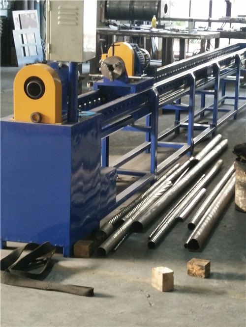 Pipe tube threading machine,metal tube pipe threading mill