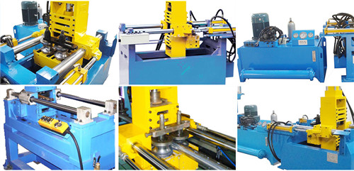 industrial staineless steel tube inside welded seam bead control machine