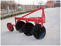 disc plough farm machine tractor implement